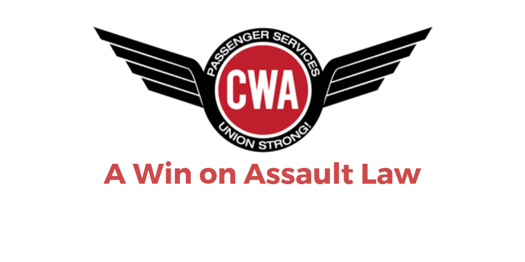 Assault Law Win